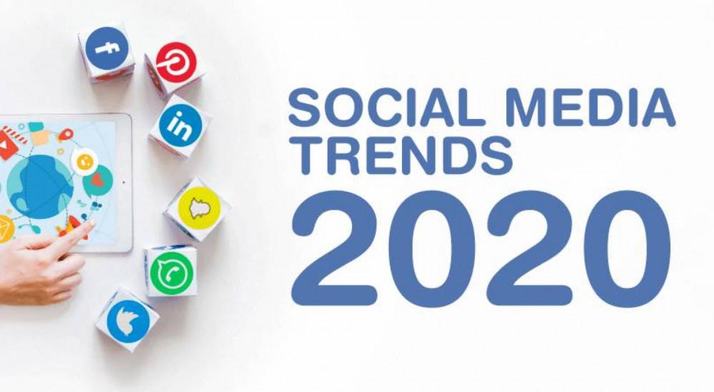 Top Social Media Trends of 2020