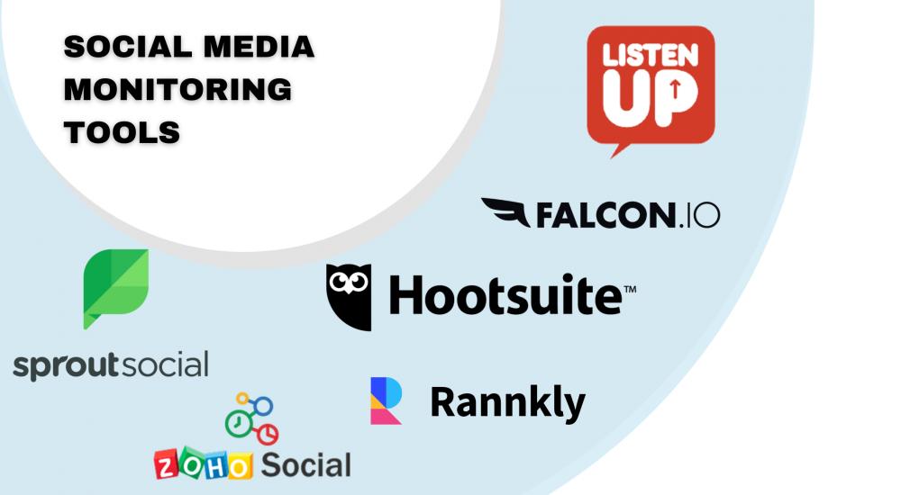 Social Media Monitoring Trending Tools