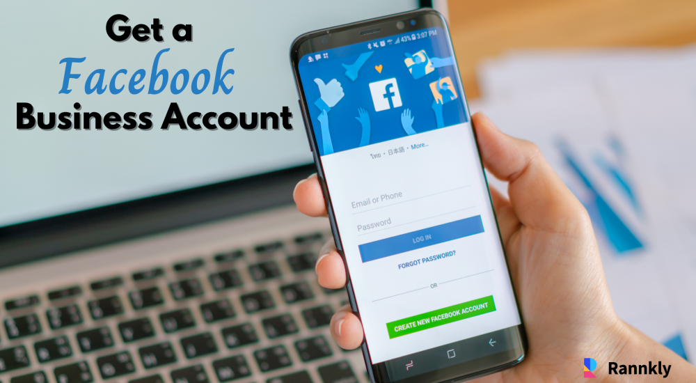 How to create a Facebook Business Account?